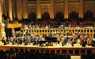 Debut with Orquestra Sinfonica do Teatro Nacional Claudio Santoro