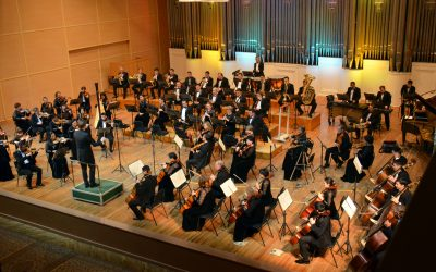 Debut with Kazakh State Symphony Orchestra highlights spring 2015 for Matthias Manasi