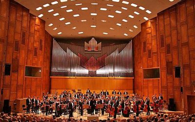 Debut with Romanian Radio National Orchestra in Bucharest