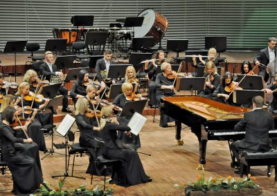 Mattthias Manasi - 24th International Stars Festival Liepaja, Liepaja Symphony Orchestra, March 2016, Photo: Martins