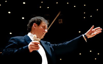 Matthias Manasi conducts Symphony Orchestra of Rio Grande do Norte in Brazil