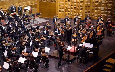 Rome – Auditorium Conciliazione – Orchestra Sinfonica di Roma – Rossini, Casella, Stravinsky conducted masterfully by Matthias Manasi (English Translation)