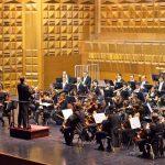 Matthias Manasi - Orchestra Sinfonica di Roma - Auditorium Conciliazione, Rome - Photo: Alessandro Marchese