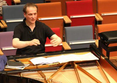 Matthias Manasi - 24th International Stars Festival Liepaja - Liepaja Symphony Orchestra, March 2016, Photo: Martins