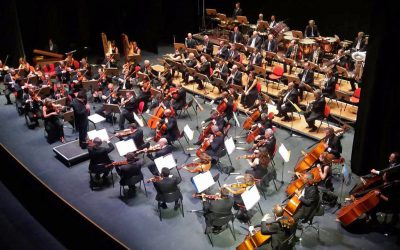 Debut with Orchestra Sinfonica di Sanremo